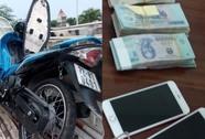 Người dân bắt kẻ cướp hụt 200 triệu đồng của phụ nữ