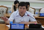"""Chủ tịch UBND TP HCM Nguyễn Thành Phong: """"Hôm nay chỉ bàn vỉa hè"""""""