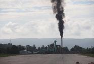 Cột khói đen kinh hoàng ở đảo ngọc Phú Quốc