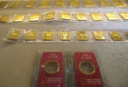 Chênh lệch giá vàng chỉ còn hơn 2 triệu đồng/lượng