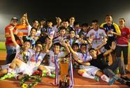 HAGL giành trọn bộ danh hiệu U21 quốc gia