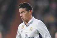 CLB Trung Quốc bác tin mua James Rodriguez giá 95 triệu bảng