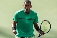 Nadal lại thua Federer, Djokovic gục ngã trước Kyrgios