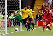 Liverpool vuột chiến thắng phút bù giờ