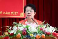 Nóng vụ cử tri phản đối tư cách của bà Phan Thị Mỹ Thanh
