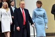 """Vợ ông Trump """"im hơi lặng tiếng"""""""