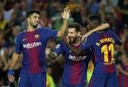 Barcelona – Juventus: Messi vùi dập á quân Champions League