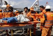 Tàu cá nổ trên biển Vũng Tàu: 9 người trong gia đình gặp nạn