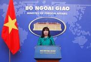 Người phát ngôn nói về tước quốc tịch với ông Phạm Minh Hoàng
