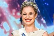 Cận cảnh cô gái Úc đăng quang Hoa hậu Slovenia