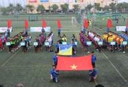Khai mạc giải bóng đá học sinh THPT TP Đà Nẵng 2017