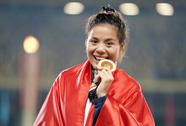 """SEA Games 24-8: Ánh Viên giành HCV thứ 5, điền kinh 5 """"vàng"""""""