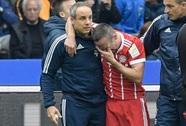 Ribery có nguy cơ giã từ sự nghiệp vì chấn thương