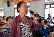 Chủ tịch UBND tỉnh Quảng Ngãi trực tiếp xin lỗi dân