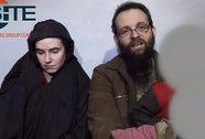 Con tin Taliban được giải cứu không chịu lên máy bay Mỹ