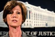 Ông Trump sa thải quyền Bộ trưởng Tư pháp vì chống sắc lệnh nhập cư