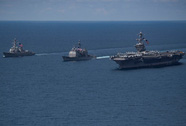 """Có đúng Hàn Quốc bị """"lừa"""" trong vụ tàu sân bay Mỹ?"""