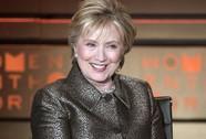 Bà Clinton lập tổ chức chính trị đối đầu ông Trump