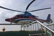 Trực thăng chở khách từ trung tâm ra sân bay Tân Sơn Nhất