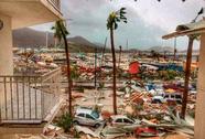 """Hàng loạt biệt thự của ông Donald Trump """"hứng"""" bão Irma?"""
