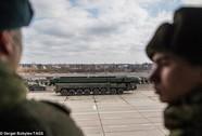 Nga phóng ICBM đa đầu đạn hạt nhân