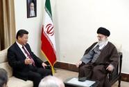 Trung Quốc hối hả đổ tiền vào Iran