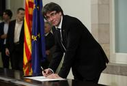 "Catalonia ""chưa dám"" ly khai?"