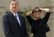 Tổng thống Azerbaijan bổ nhiệm vợ làm phó tổng thống