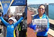 Cụ bà gốc Việt chạy marathon tại 7 lục địa trong 7 ngày