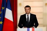 """Tổng thống Macron: """"Thế giới và châu Âu cần Pháp hơn bao giờ hết"""""""