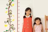 Bị quở vì con không đủ chiều cao, cân nặng như chuẩn... quốc tế