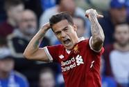 """Phù thủy"" Coutinho tỏa sáng, Liverpool đại phá Leicester"