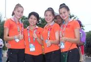 Đội tiếp sức giành HCB, điền kinh Việt Nam xếp hạng 5 châu Á