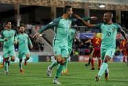 Ronaldo tỏa sáng, Bồ Đào Nha vẫn có nguy cơ bị loại