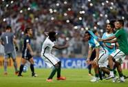 Hàn Quốc, Ả Rập Saudi giành vé đến World Cup