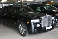 Rolls Royce Phantom cũ giá 8 tỉ, nộp hơn 15,4 tỉ đồng tiền thuế