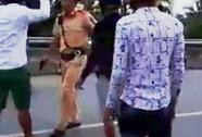 Vụ CSGT rút súng: Xác định 3 người liên quan trong clip