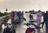 Sét đánh chết người phụ nữ đi xe máy