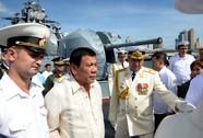 Philippines trước 2 cực nam châm Nga - Mỹ