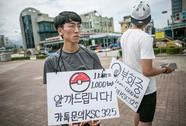 Pokemon Go dè dặt đến Hàn Quốc