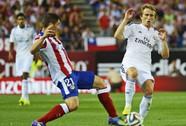 Modric bị cấm đá El Clasico vì thẻ đỏ từ năm 2014