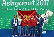 Taekwondo Việt Nam có HCV châu Á