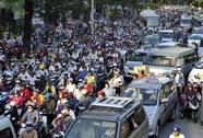 Báo cáo Chính phủ quy hoạch mở rộng sân bay Tân Sơn Nhất