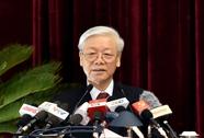 Tổng Bí thư: Bộ Chính trị, Ban Bí thư dành 7 ngày để kiểm điểm