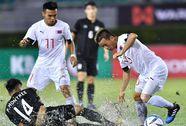 U23 Thái Lan bị Mông Cổ cầm hòa trên mặt sân xấu