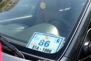 Hủy bảng ưu tiên đỗ xe trước UBND TP HCM từ ngày 1-3