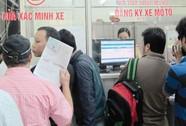 Hà Nội, TP HCM: Có thể ngồi nhà nộp phí trước bạ ô tô, xe máy