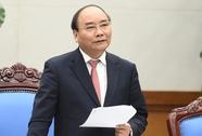 Thủ tướng Nguyễn Xuân Phúc điều hành phiên họp Hội nghị Trung ương 5