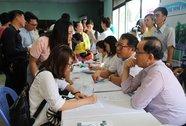 Ngày hội tuyển dụng của doanh nghiệp Hàn Quốc