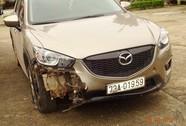 """Điều tra vụ """"xế hộp"""" Mazda CX5 tông chết người rồi bỏ trốn"""